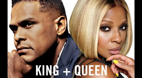 Maxwell, Mary J. Blige Announce U.S. Dates for King and Queen of Hearts Tour