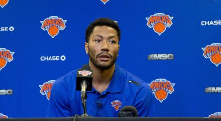 Knicks Were Aware Of Derrick Rose's Rape Case Before Trade, Accuser Speaks Out For First Time