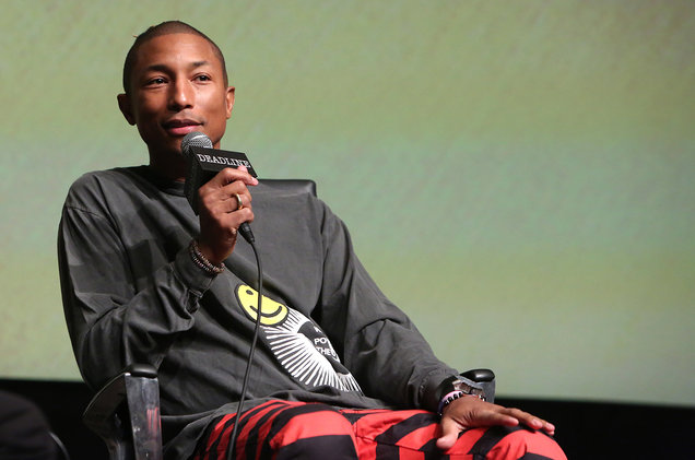 Pharrell Williams' New Hu adidas Line: Your Serving Your Line: Mind and Body a31d87