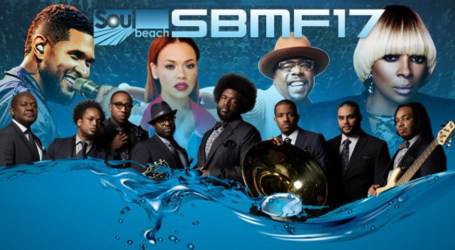 17th Annual Soul Beach Music Festival Hosted by Aruba Cedric the Entertainer and Faith Evans to join All-Star Lineup Headliners Mary J. Blige, Usher and The Roots