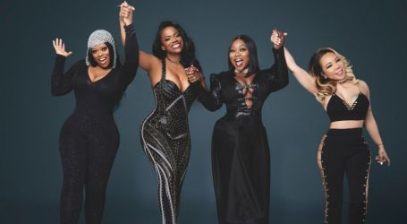 Xscape's Kandi Burruss Isn't Here For The Group's Sexy Choreography In This Hilarious Clip