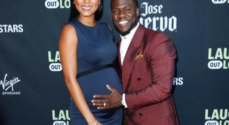 Kevin Hart: 'False alarm' on wife's labor