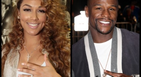 Floyd Mayweather sues reality star ex-fiancee Shantel Jackson accusing her of stealing cash from his house and using his credit cards