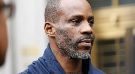DMX Reportedly Taken Into Custody After Failing Drug Test