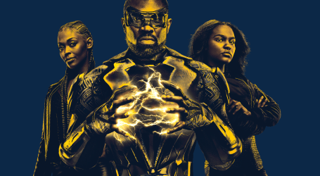 5 REASONS TO WATCH CW'S BLACK LIGHTNING