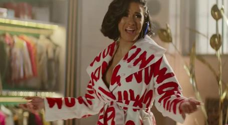 Cardi B taunts user for their question as she fills in for Alexa after Amazon device loses its voice in hilarious Super Bowl ad