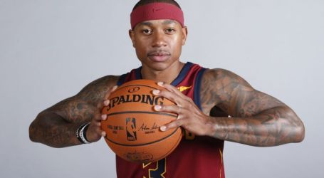 ISAIAH THOMAS TO MAKE HIS 2018 NBA DEBUT WITH THE SUPERSTAR PACKED CLEVELAND CAVALIERS