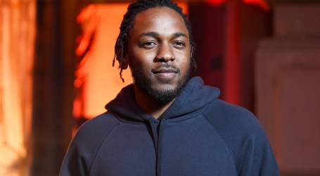 Kendrick Lamar Producing, Curating Black Panther Soundtrack Album