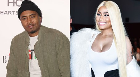 Nicki Minaj and Nas Have Reportedly Broken Up Before Even Confirming They Were Dating