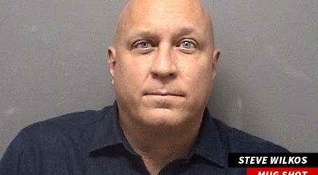 Steve Wilkos, former Jerry Springer bodyguard, charged with drunk driving