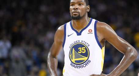 Kevin Durant Invests $10 Million in Program to Help Kids Attend College