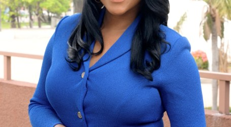 Compton, Calif., Mayor Aja Brown May Run for Congress Because Someone Has to Stop Stacey Dash