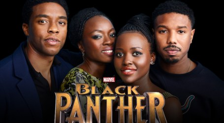 Black Panther has crossed the $1 billion mark worldwide