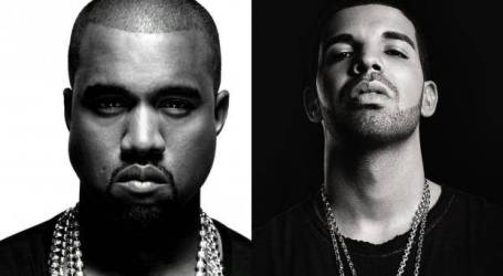 KANYE WEST AND DRAKE COULD BE WORKING ON NEW COLLAB IN WYOMING