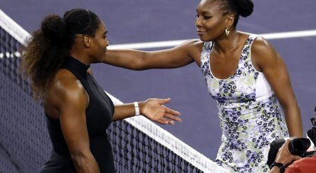 Venus Williams beats sister Serena in Indian Wells