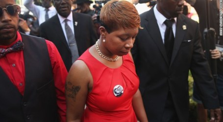 Michael Brown's mother contemplating run for Ferguson city council