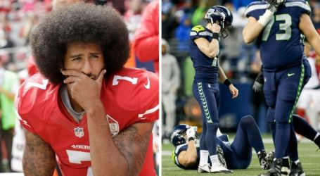 Seahawks postpone visit after Colin Kaepernick won't say if he'll stop kneeling during anthem