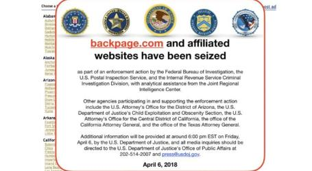 Feds Praise Backpage Takedown as Sex Workers Fear for Their Lives