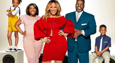TV ONE ORIGINAL SERIES WE'RE THE CAMPBELLS DEBUTS ON TUESDAY, JUNE 19 AT 8 P.M. ET/7C