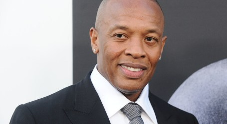 Dr. Dre Is Making a Film About Marvin Gaye