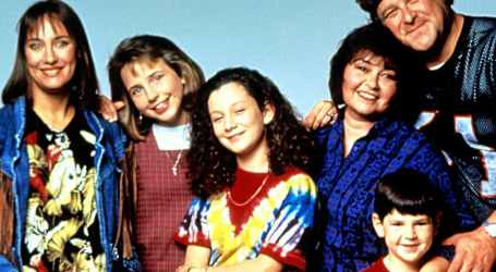 A 'Roseanne' spinoff is happening — without Roseanne Barr