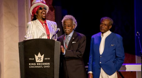 Historic King Records Music Label Celebrated With 75th Anniversary Gala