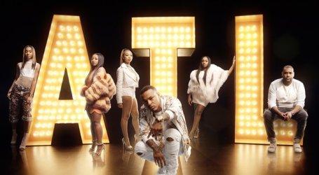 Kenya Moore, Porsha Williams, Lil Mama, Da Brat, JD, Waka Flocka & More at 'Growing Up Hip Hop Atlanta' Premeire