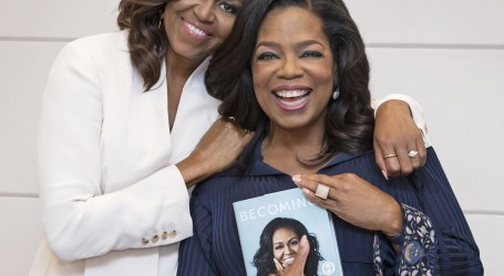 Oprah Interviews Michelle Obama For Primetime Special On Own And Announces Newest Oprah's Book Club Selection
