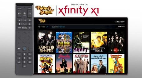 Brown Sugar Launches on Xfinity X1