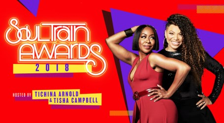Ella Mai Reigns As Most Awarded Songtress At Bet Presents: 2018 Soul Train Awards Hosted By Tisha Campbell And Tichina Arnold