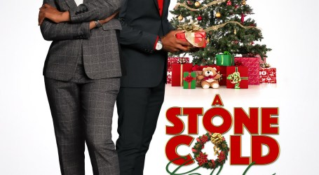 First-Ever Bounce Original Movie A Stone Cold Christmas Starring Demetria McKinney (Saints & Sinners) To Premiere Sun. Nov. 25 at 9:00 p.m. (ET)
