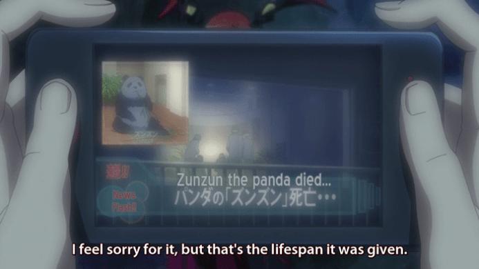 don't give a shit about pandas plz
