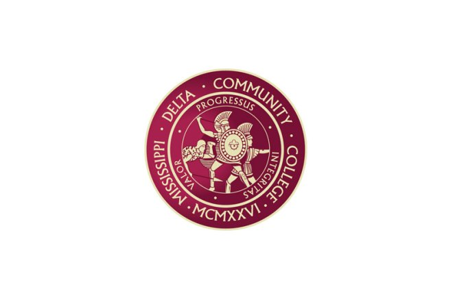 Mississippi Delta Community College formal logo
