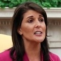 Nikki Haley on Donald Trump