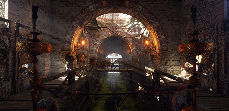 Come Trace Some Rays In Metro Exodus Enhanced Edition 5