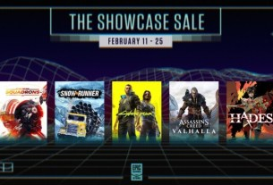 Epic Games Store Spring Showcase To Bring Announcements And New Gameplay On February 11 3