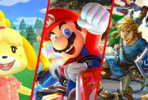 Here Are The Top Ten Best-Selling Nintendo Switch Games Of All Time 2
