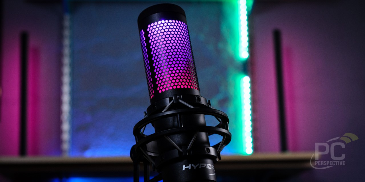 HyperX QuadCast S USB Microphone Review: RGB Infusion 1
