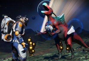 No Man's Sky Companions Update Lets Players Adopt And Raise Pets 2