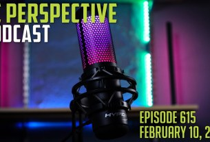 Podcast #615 – Cyberpunked, Intel 11th gen, AMD FidelityFX, Epic Games, and HyperX Mic review + MOREx2! 4