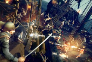 Prepare to Sail the Seas in Pirate Action RPG Under the Jolly Roger 3