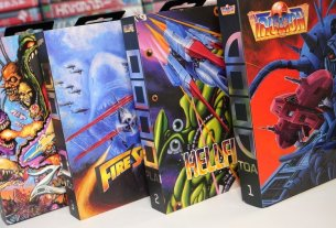 Some Of Toaplan's Best Console Shooters Are Back In Physical Form, And They Look Amazing 3