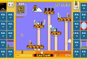 This Week's Super Mario Bros. 35 Event Serves Up A Course-Limited Special Battle 3