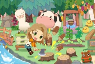 Video: Story Of Seasons: Pioneers of Olive Town Gameplay Features Trailer 1