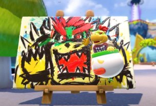 Video: Watch Japanese Comedy Duo Yoiko Play Through Bowser's Fury 3