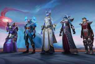 WoW's director talks about its endgame loot problem: 'Raiders, we hear you' World of Warcraft: Shadowlands BlizzCon 2021 3