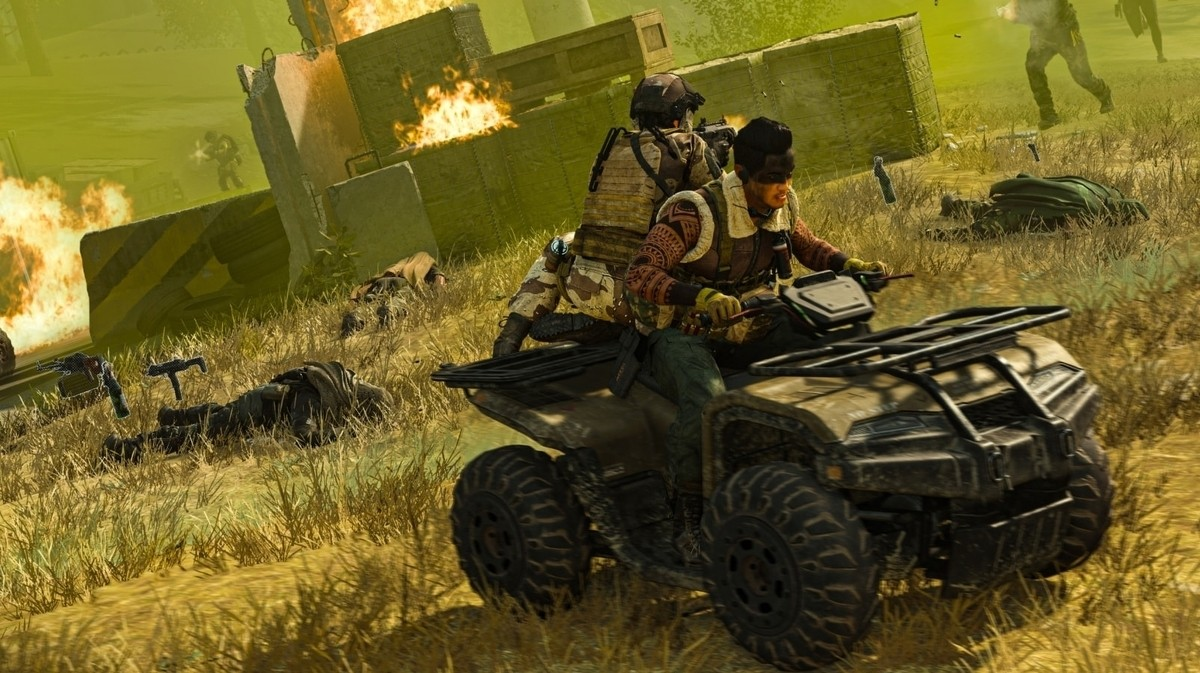 Activision battles to contain Call of Duty: Warzone map leak 1