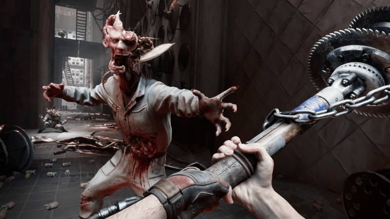 Atomic Heart Gameplay Compilation Showcases Intense Action and Creepy Open-World 1
