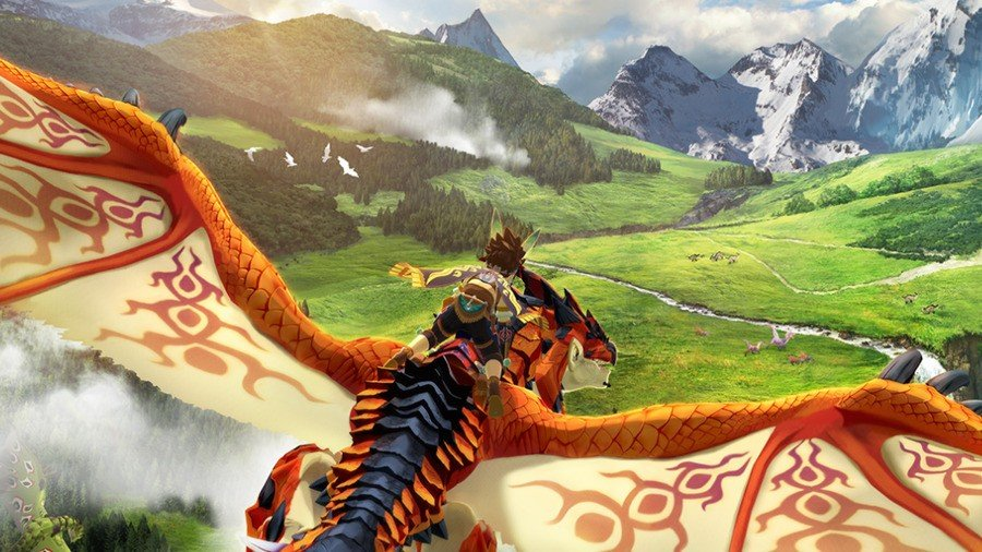 Capcom Will Broadcast Another Monster Hunter Digital Event Next Week 1