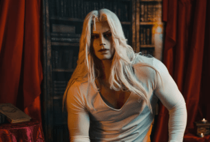 Castlevania Cosplayer Brings His Alucard Cosplay To Life In Stunning Detail 3